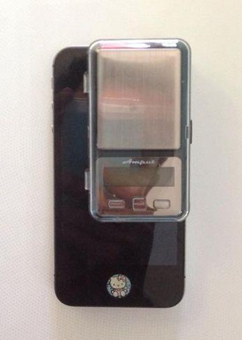Cân điện tử Amput453-nhỏ gọn